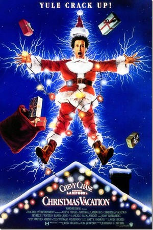 National Lampoon's Natale Vacation (1989) Poster