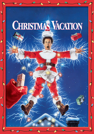 National Lampoon's pasko Vacation (1989) Poster