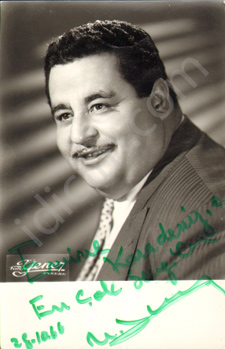 Necdet Tosun (1926 - 1975)