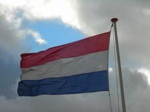 Nederland Flag.