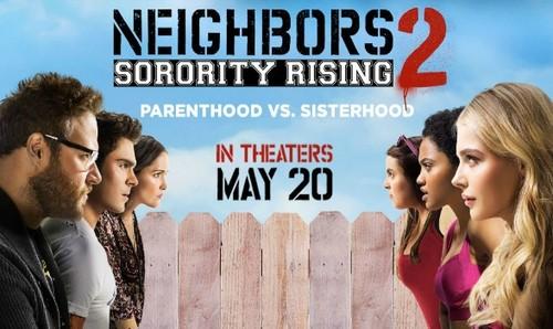 Chloe Moretz Neighbors 2 Sorority Rising Wallpapers: MOVIE TRAILERS- Images Neighbors 2 Sorority Rising Poster