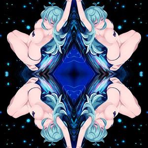 Nemurihime - Quad-mirrored