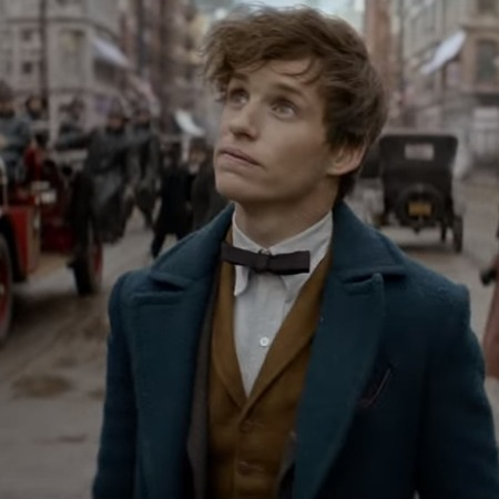 Newt Scamander - Harry Potter Photo (40077382) - Fanpop
