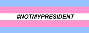NotMyPresident Banner