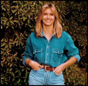 Olivia Newton John 1989