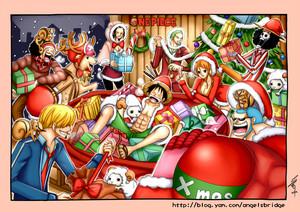 One Piece natal