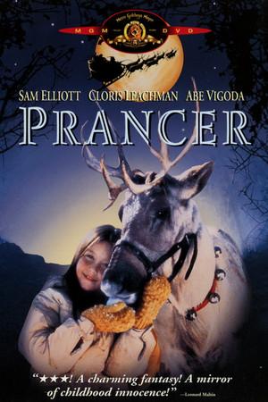 Prancer (1989) Poster