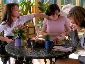 Prue Piper and Phoebe 3