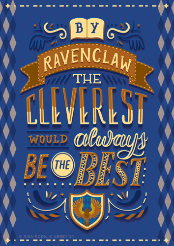 harry potter wallpaper called Ravenclaw