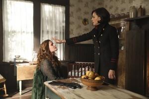 Regina and Zelena Stills