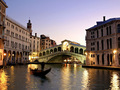 Rialto bridge grand canal Venice Italy - italy photo