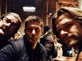 Richard Speight and J2 - jared-padalecki-and-jensen-ackles photo
