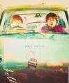 Ron and Harry - harry-potter fan art