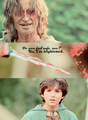 Rumple and Baelfire - once-upon-a-time fan art