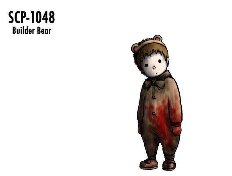 SCP-1048 humanization
