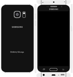 Samsung Galaxy S6 Edge Papercraft 1