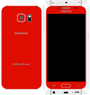 Samsung Galaxy S6 Edge Papercraft 10