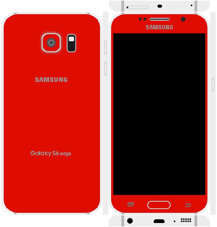 Samsung Galaxy S6 Edge Papercraft 10