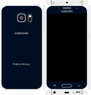 Samsung Galaxy S6 Edge Papercraft 12