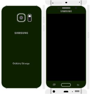 Samsung Galaxy S6 Edge Papercraft 13