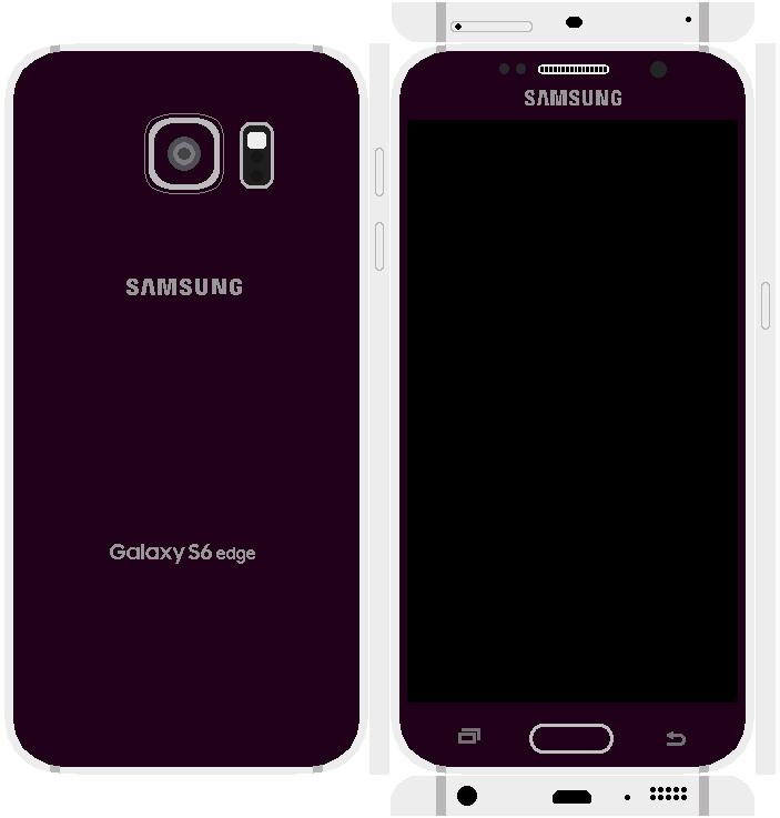 Samsung Galaxy S6 Edge Papercraft 15