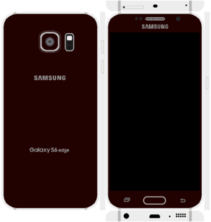 Samsung Galaxy S6 Edge Papercraft 17