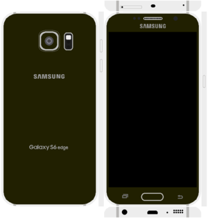 Samsung Galaxy S6 Edge Papercraft 18