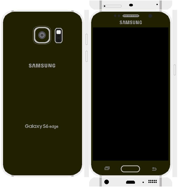 Samsung Galaxy S6 Edge Papercraft 18