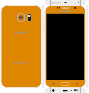 Samsung Galaxy S6 Edge Papercraft 7