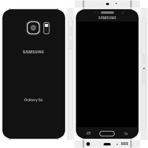 Samsung Galaxy S6 Papercraft 1
