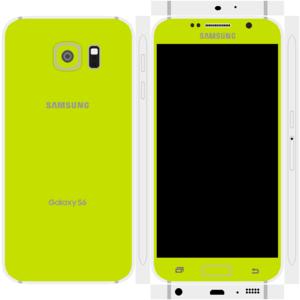 Samsung Galaxy S6 Papercraft 11
