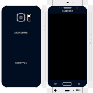 Samsung Galaxy S6 Papercraft 12