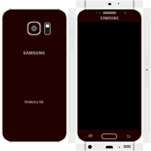 Samsung Galaxy S6 Papercraft 17