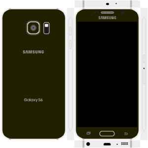 Samsung Galaxy S6 Papercraft 18