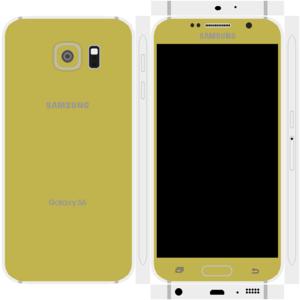 Samsung Galaxy S6 Papercraft 4