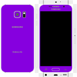 Samsung Galaxy S6 Papercraft 9