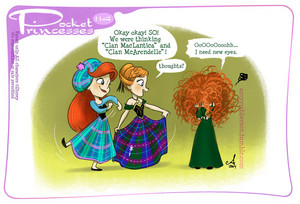 Scottish Ariel & Scottish Anna