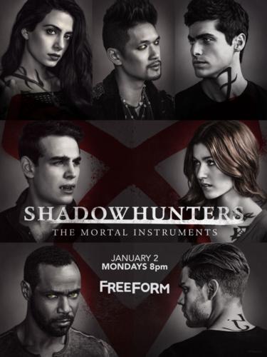 Assistir Shadowhunters - Série / 2 Temporadas