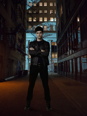 Shadowhunters - Season 2 - Alec Lightwood