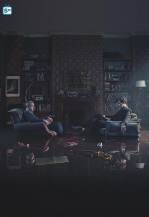 Sherlock - Season 4 - Portrait