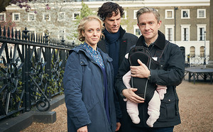 Sherlock - Season 4 - Stills