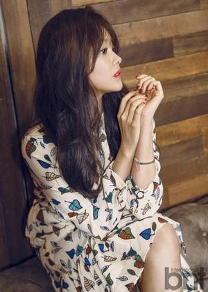 Song Ji Eun for BNT