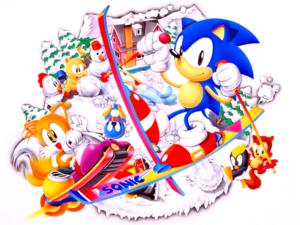 Sonic Christmas 002