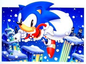 Sonic 크리스마스 003