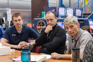 Soyuz MS 04 Mission Crew