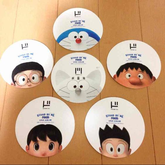 Stand by me... Doraemon