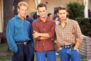 Steve, Dylan & Brandon