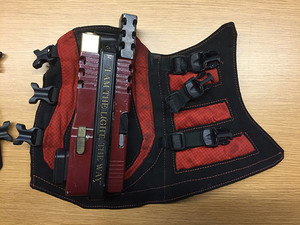 Suicide Squad Weapons: Deadshot's Wrist Magnums