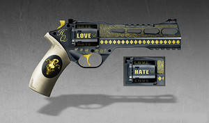 Suicide Squad Weapons:  Harley Quinn's Gun