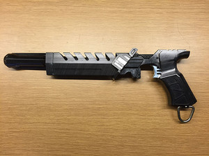 Suicide Squad Weapons: Slipknot